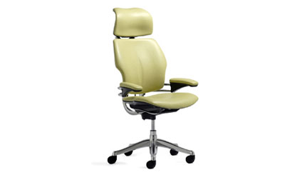 Freedom Headrest chair by Humanscale
