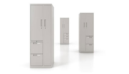 Artopex Personal Office Storage Units