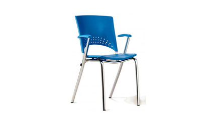 Allseating Multiflex Stacking Chair
