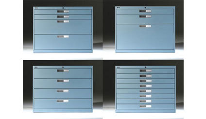 Artopex Custom Metal File Cabinets