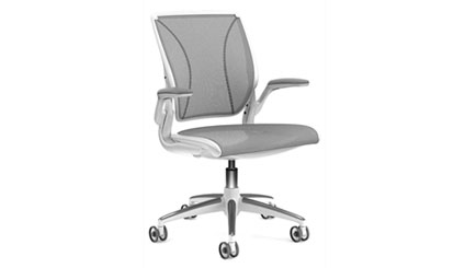 Diffrient World Chair by Humanscale