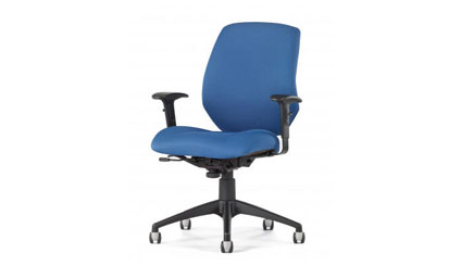 Allseating Chiroform Ultra Task Midback Office Chair