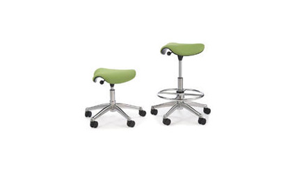Saddle and Pony Saddle Stools – Humanscale