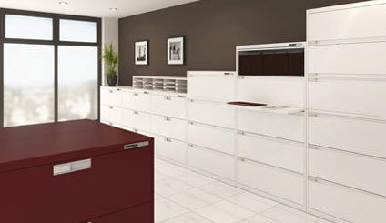 Artopex Lateral Metal Storage  Cabinets