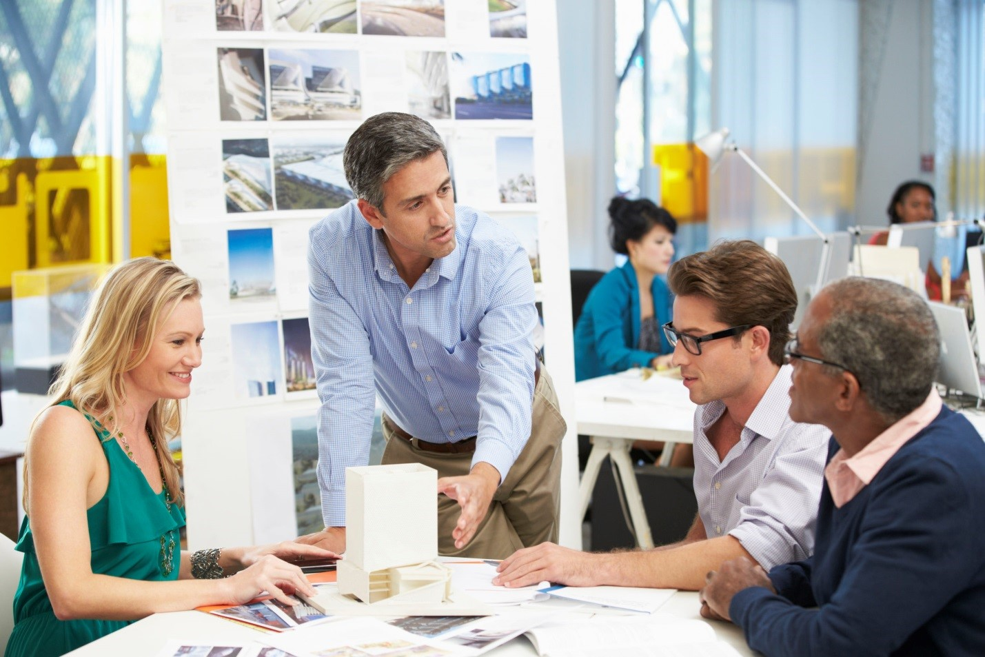 Smart office planning 10 important considerations in for Office space planning