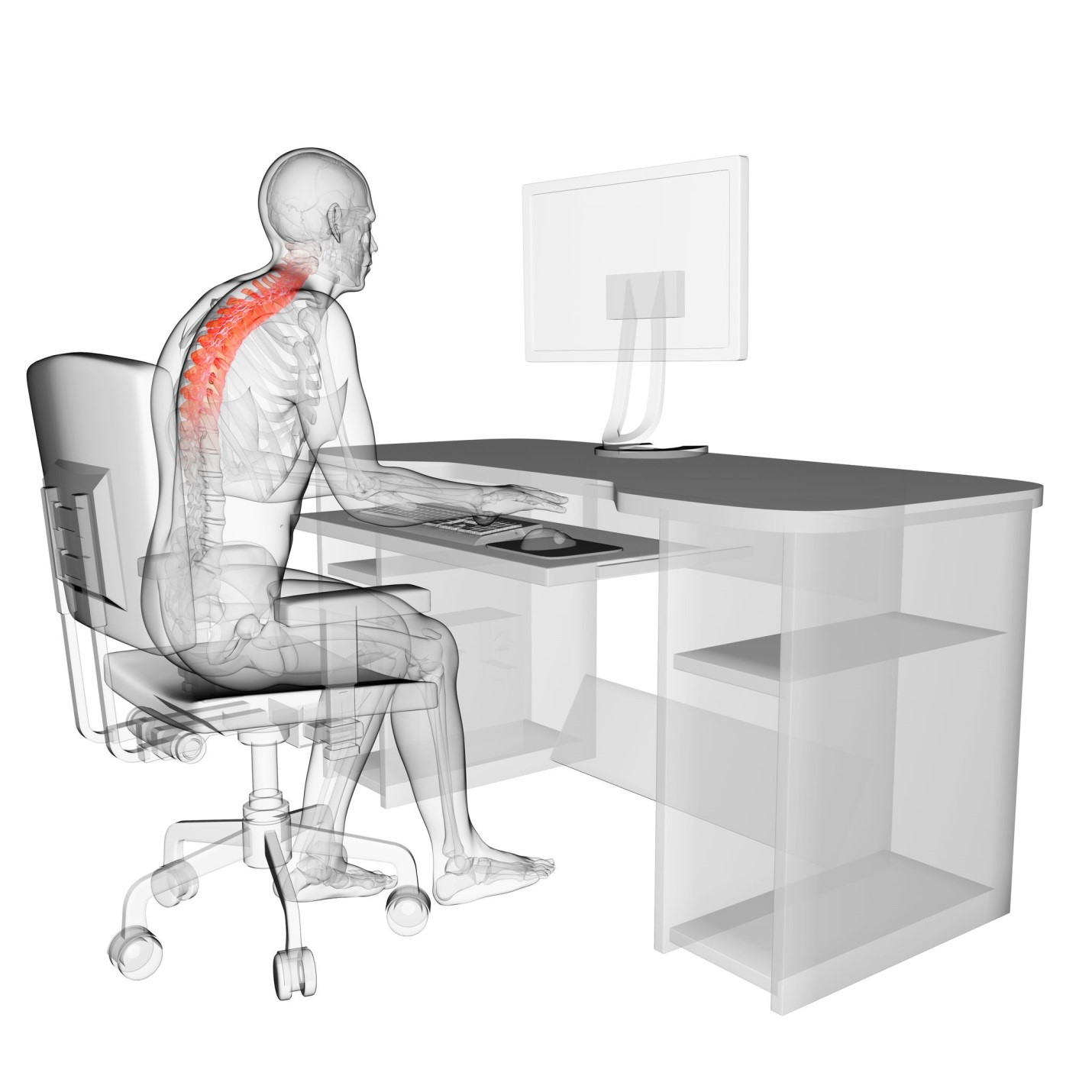 Features to Avoid in an Ergonomic Chair
