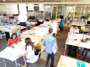 The Benefits of Benching Systems in Offices and Their Most Effective Applications