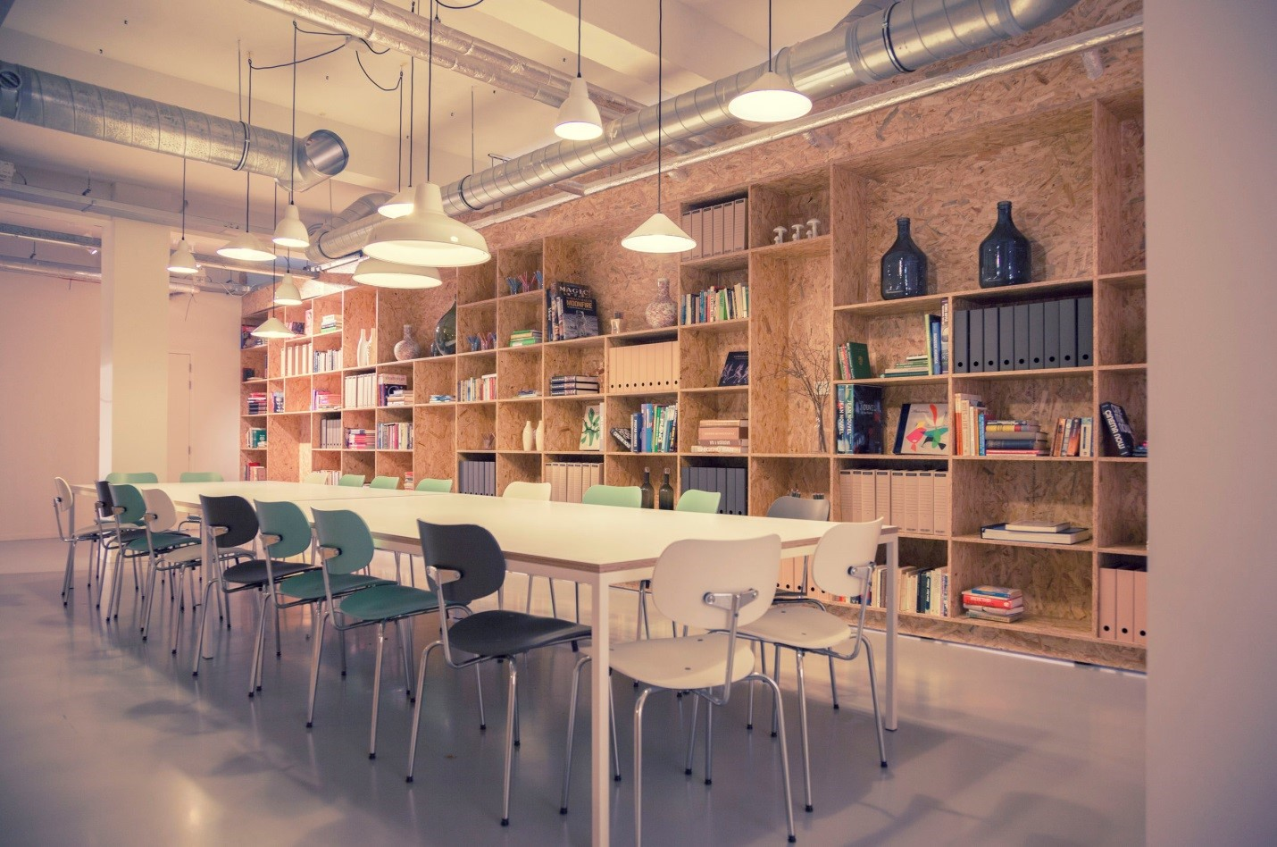 Why Creating an Attractive Office Space Matters