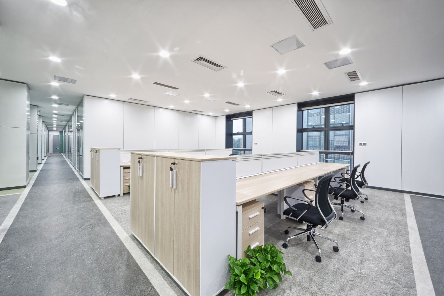 Smart design how to future proof your office space for Interior design of office space